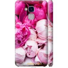 Чехол на Huawei Honor 5C Розовые цветы