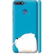 Чехол на Huawei Y6 Prime 2018 Мишка 1