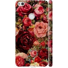 Чехол на Huawei P8 Lite (2017) Прекрасные розы
