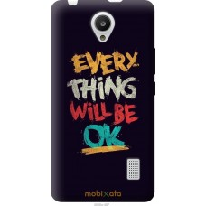 Чехол на Huawei Y635 Everything will be Ok