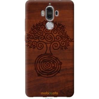 Чехол на Huawei Mate 9 Узор дерева