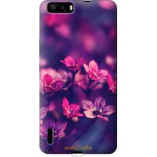 Чехол на Huawei Honor 6 Plus Весенние цветочки