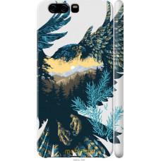 Чехол на Huawei P10 Арт-орел на фоне природы