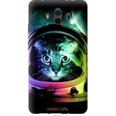 Чехол на Huawei Mate 10 Кот космонавт