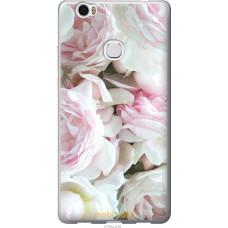 Чехол на Huawei Honor Note 8 Цветы пионы