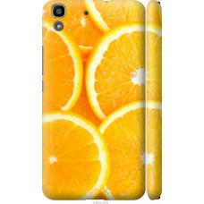 Чехол на Huawei Y6 Апельсинки