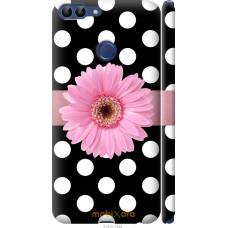 Чехол на Huawei P Smart Цветочек горошек v2