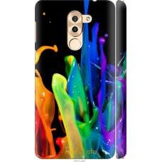 Чехол на Huawei GR5 2017 брызги краски
