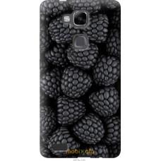 Чехол на Huawei Ascend Mate 7 Черная ежевика