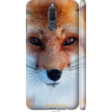Чехол на Huawei Mate 10 Lite | Honor 9i Рыжая лисица