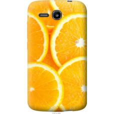 Чехол на Huawei Ascend Y600 Апельсинки