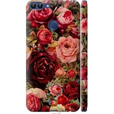 Чехол на Huawei P Smart Прекрасные розы