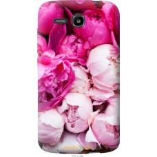 Чехол на Huawei Ascend Y600 Розовые цветы
