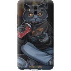 Чехол на Huawei Mate 10 gamer cat
