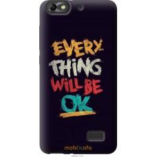Чехол на Huawei Honor 4C Everything will be Ok