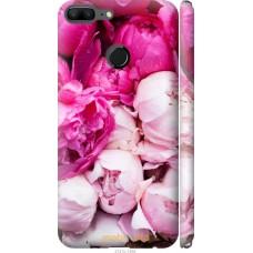 Чехол на Huawei Honor 9 Lite Розовые цветы