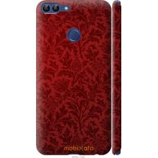 Чехол на Huawei P Smart Чехол цвета бордо