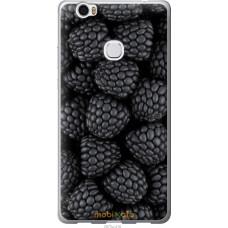 Чехол на Huawei Honor Note 8 Черная ежевика