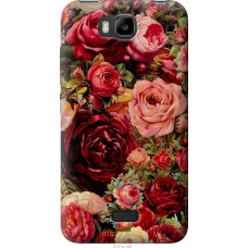 Чехол на Huawei Ascend Y5C Прекрасные розы