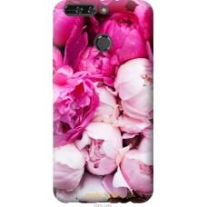 Чехол на Huawei Honor V9   Honor 8 Pro Розовые цветы