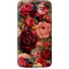 Чехол на Huawei G730 Прекрасные розы