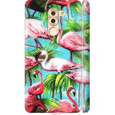 Чехол на Huawei Honor 6X Tropical background