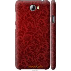 Чехол на Huawei Y5 II Чехол цвета бордо