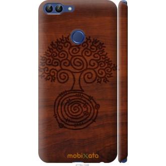 Чехол на Huawei P Smart Узор дерева