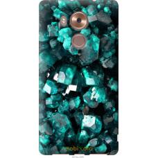 Чехол на Huawei Mate 8 Кристаллы 2