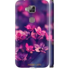 Чехол на Huawei G7 Plus Весенние цветочки