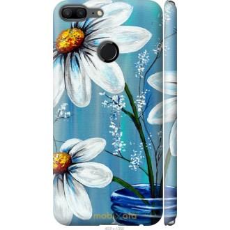 Чехол на Huawei Honor 9 Lite Красивые арт-ромашки