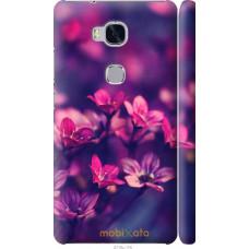Чехол на Huawei Honor 5X Весенние цветочки