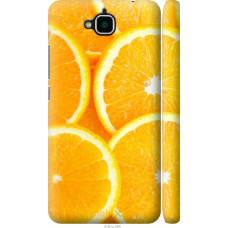 Чехол на Huawei Y6 Pro Апельсинки