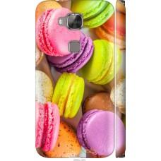 Чехол на Huawei G7 Plus Вкусные макаруны