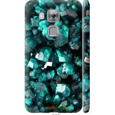 Чехол на Huawei Nova Plus Кристаллы 2