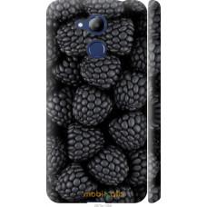 Чехол на Huawei Honor 6C Pro Черная ежевика