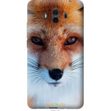 Чехол на Huawei Mate 10 Рыжая лисица