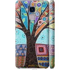 Чехол на Huawei Honor 5C Арт-дерево