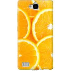 Чехол на Huawei Honor 3C Апельсинки
