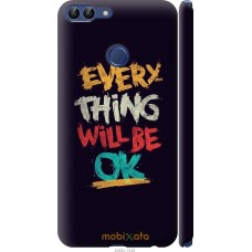 Чехол на Huawei P Smart Everything will be Ok