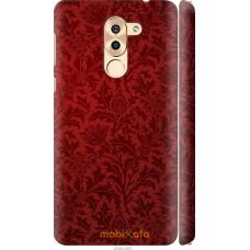 Чехол на Huawei Mate 9 Lite Чехол цвета бордо