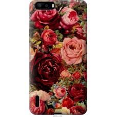 Чехол на Huawei Honor 6 Plus Прекрасные розы