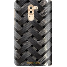 Чехол на Huawei Mate 9 Lite Металлические фоны