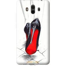 Чехол на Huawei Mate 10 Devil Wears Louboutin