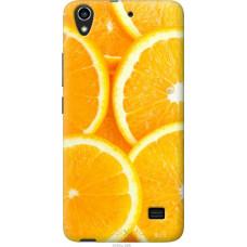 Чехол на Huawei G620S Апельсинки