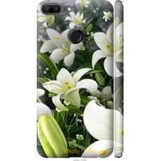 Чехол на Huawei Honor 9 Lite Лилии белые