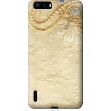 Чехол на Huawei Honor 6 Plus 'Мягкий орнамент