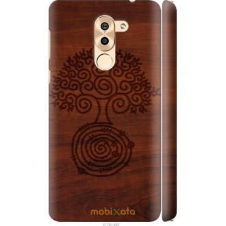 Чехол на Huawei Mate 9 Lite Узор дерева