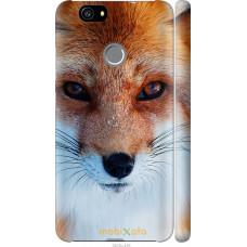 Чехол на Huawei Nova Рыжая лисица
