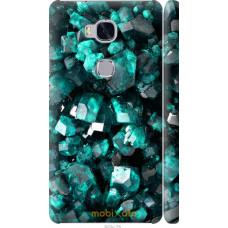 Чехол на Huawei Honor 5X Кристаллы 2